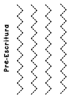 PreEscritura Practica - Motor Fino