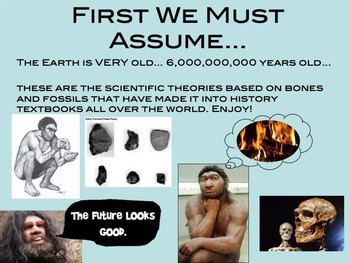 PreHistory Lesson - Evolution and more