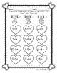 PreK-1 Valentines Math Packet