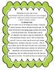 PreK - 1st Grade Writing Framework
