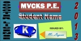 PreK-2nd Grade Scooter License