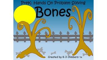 PreK Bones Problem Solving