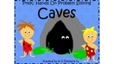 PreK Caves Problem Solving