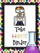 PreK Daily Take Home Binder Folder Packet Science Kids