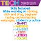 PreK Digital Technology Skills Curriculum