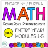 PreK Engage NY Math Eureka Math PowerPoint Presentations E