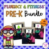 Pre-K Fluency & Fitness® Brain Breaks BUNDLE