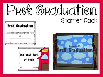 PreK Graduation Freebies
