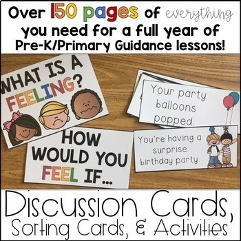 PreK Guidance Lessons