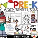PreK Classroom Guidance Lessons