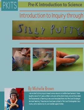 PreK Introduction to Science: Silly Putty