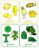 PreK-K Color Cards