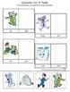PreK-K Opposites Worksheets