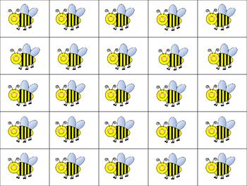 PreK - K Unit: Bees