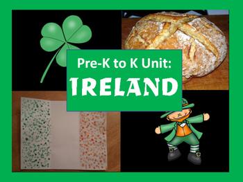 Around the World: PreK-K Unit: Ireland
