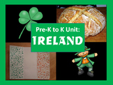 Around the World: PreK-K Unit: Ireland