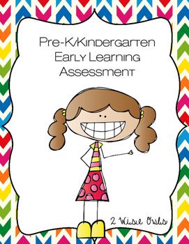 PreK/Kindergarten Assessments