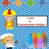 PreK, Kindergarten, Emergent reader community helper
