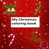 PreK, Kindergarten, Emergent reader Christmas reader, Chri
