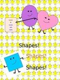 PreK & Kindergarten SHAPES lesson.