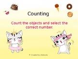 PreK/Kindergarten: counting
