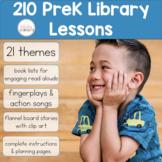 PreK Library Lessons
