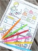 PreK Math: I CAN write and count numbers to 5
