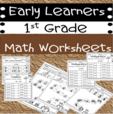 PreK Math for Little Learners (Kindergarten too) Preschool Math