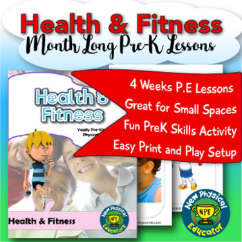 PreK Physical Education Health and Fitness Unit