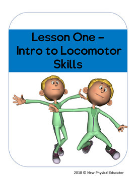 PreK Physical Education Locomotor Skills Unit