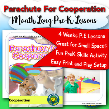 PreK Physical Education Cooperation Unit