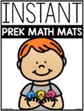 PreK (Preschool) INSTANT Math Aligned Center Mats
