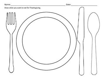 PreK and Kindergarten Unit- Thanksgiving