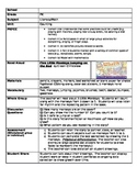 PreK lessonplans worksheets Self Portrait/ Family/Feelings