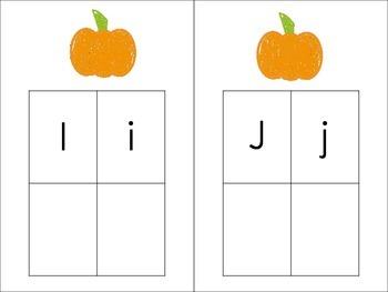 PreK/K Unit: Pumpkins