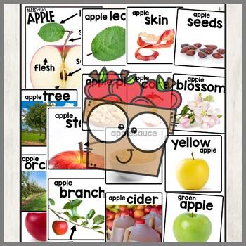 Apple Unit Bundle - PreK/Kindergarten/Pre-K Fall ...