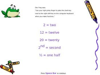 PreKeys 09 Math Phonics