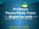 PreKeys 04 PowerPads from Right to Left