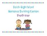 PrePrimer Sentence Building