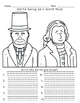 Sight Word Search & Find*Second Set of 50 Sight Words *President's Day