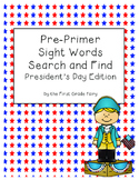 Sight Word Search & Find*Second Set of 50 Sight Words *Pre