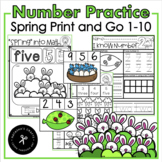 Counting and Number Recognition / Number Sense 0-10