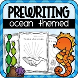 PreWriting Worksheets (Ocean Theme)