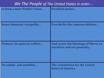 Preamble Matrix