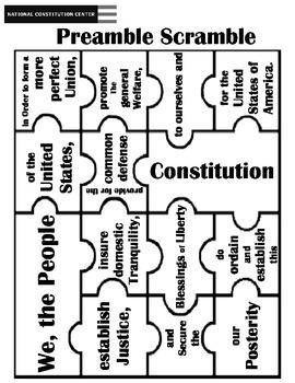 Preamble Puzzle