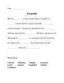 Preamble Quiz