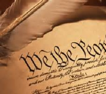 Bundle of 3 - Preamble of the US Constitution