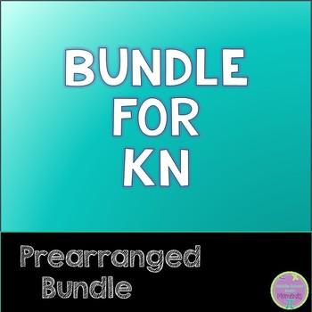 Prearranged Bundle for KN