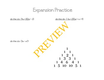 Precalculus Functions Bootcamp Review