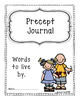 Precept Journal - Wonder